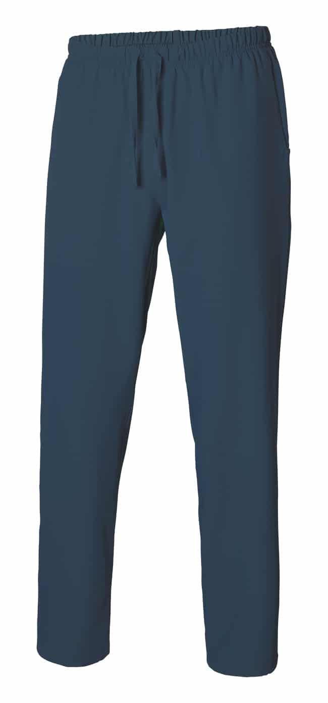533007 PantalÓn Pijama Microfibra Con Cintas Azul Oceano