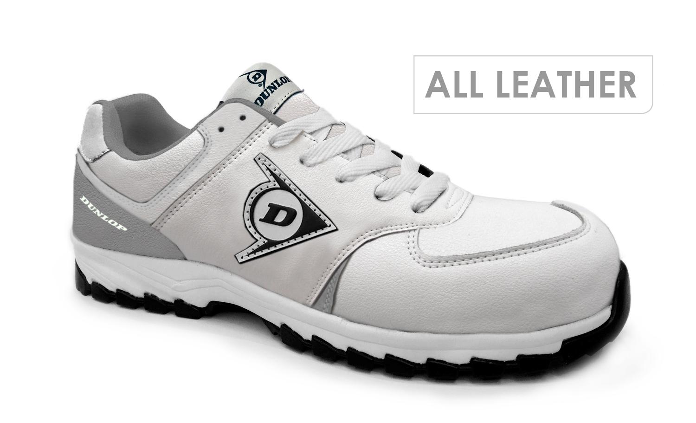 Dunlop Flying Arrow Blanco