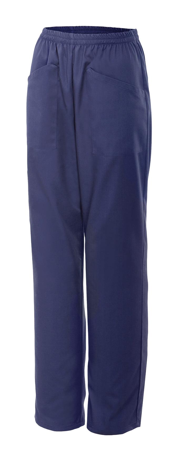 Velilla 319 PantalÓn Pijama Mujer Azul Marino