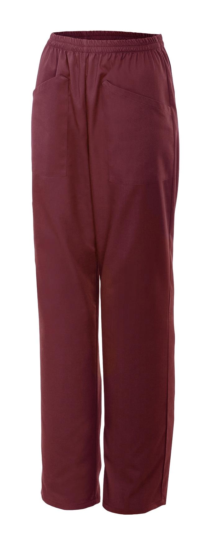 Velilla 319 PantalÓn Pijama Mujer Granate