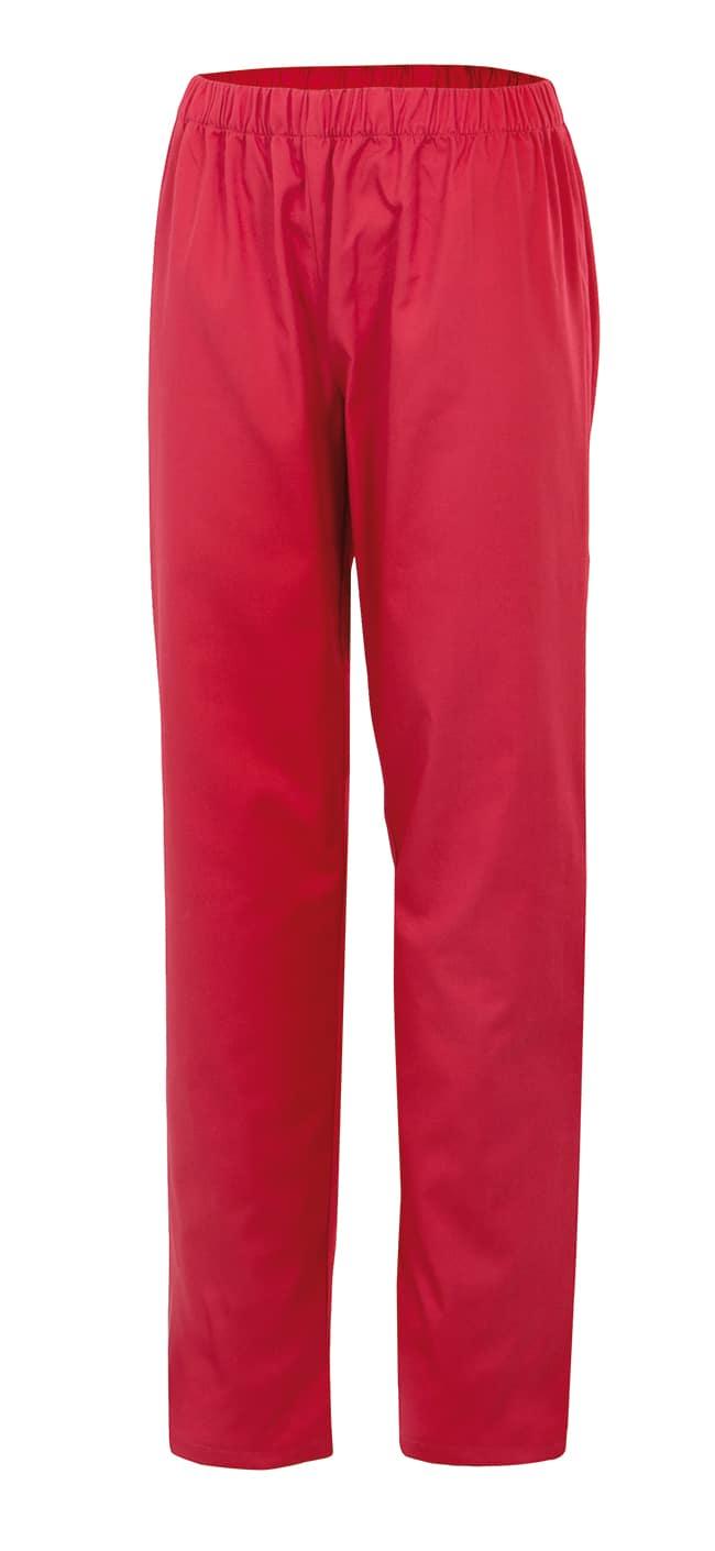 Velilla 333 PantalÓn Pijama Rojo Coral