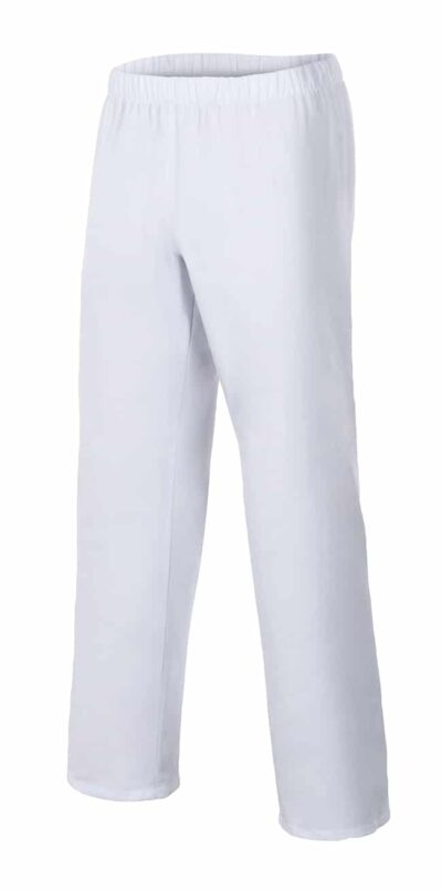 Velilla 334 PantalÓn Pijama Blanco