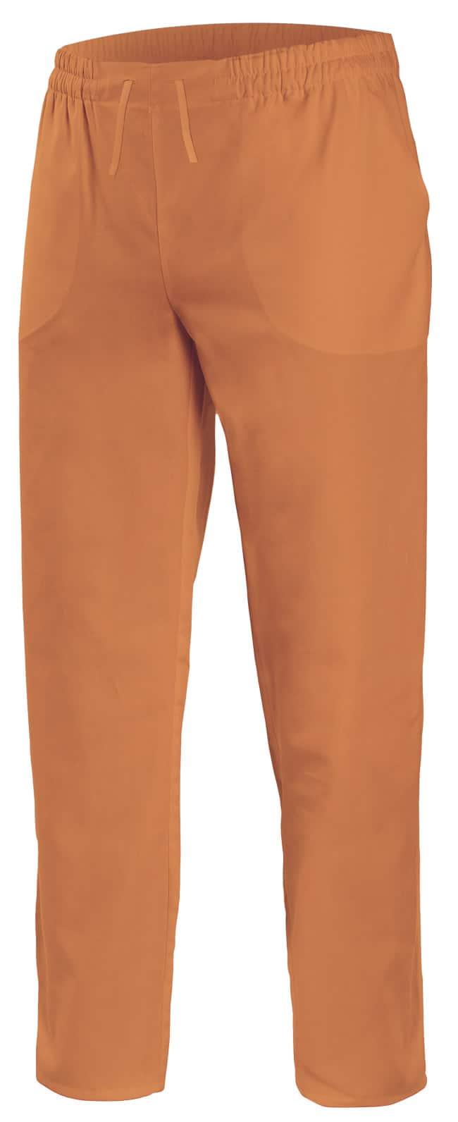 Velilla 533001 PantalÓn Pijama Con Cintas Naranja Claro