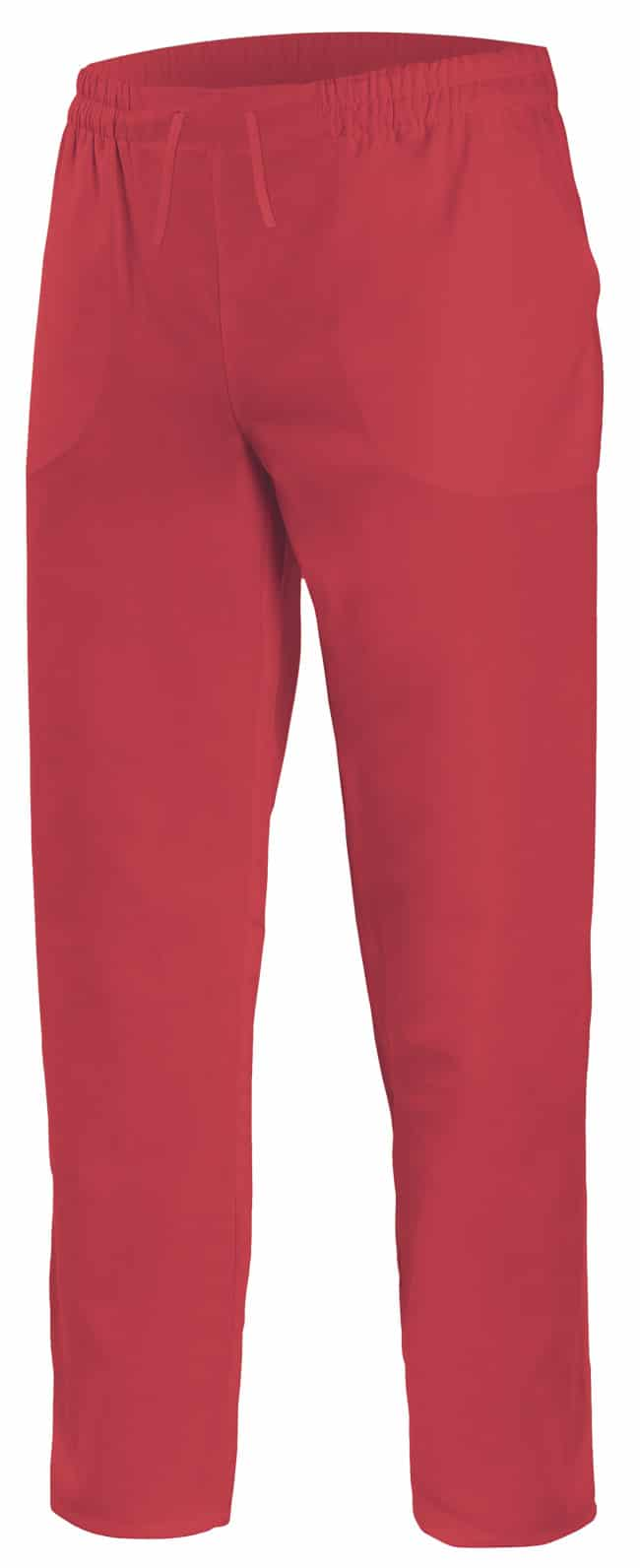 Velilla 533001 PantalÓn Pijama Con Cintas Rojo Coral