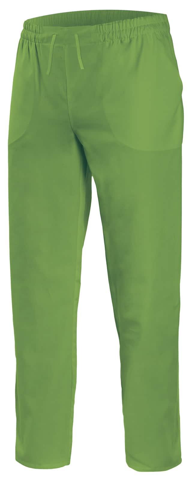 Velilla 533001 PantalÓn Pijama Con Cintas Verde Lima