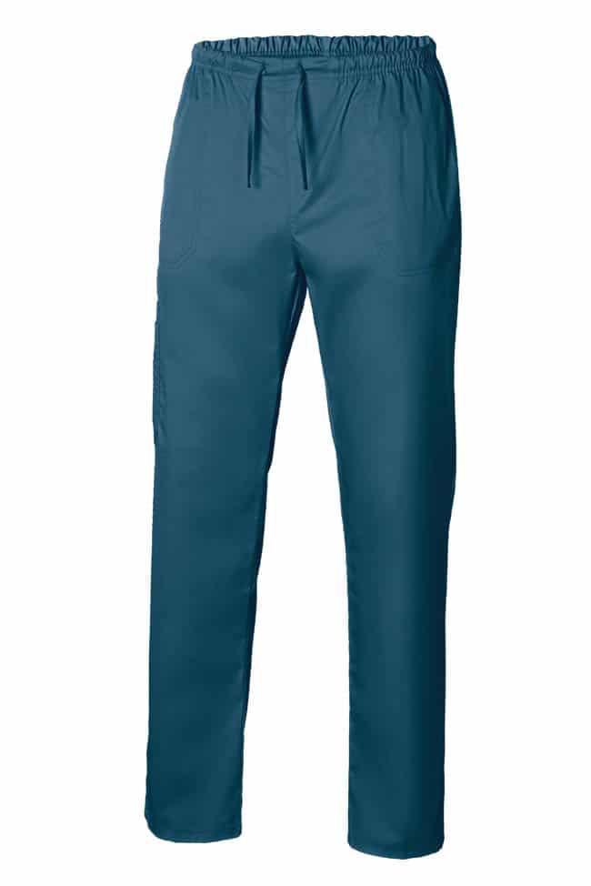 Velilla 533006s PantalÓn Pijama Stretch Azul Royal