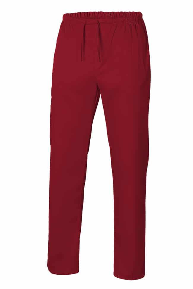 Velilla 533006s PantalÓn Pijama Stretch Rojo