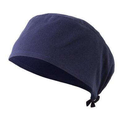 Velilla 534001 Gorro Sanitario Azul Marino
