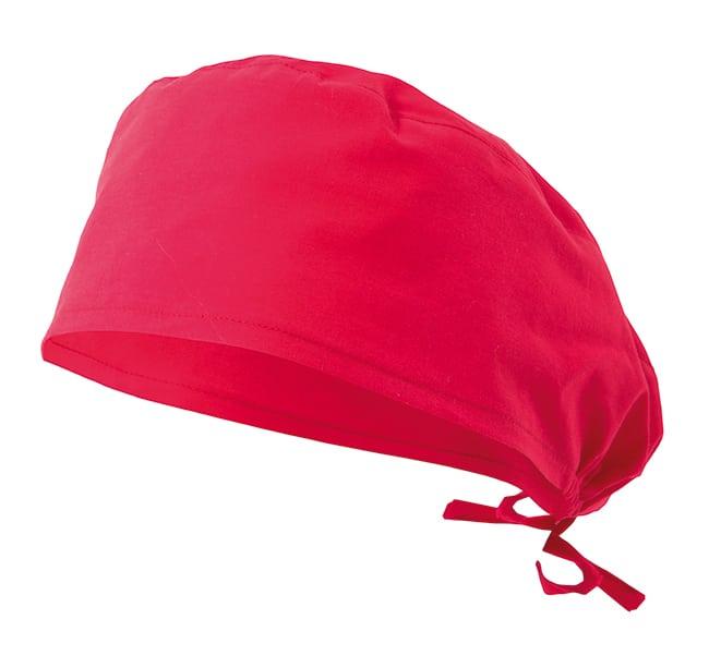Velilla 534001 Gorro Sanitario Rojo Coral