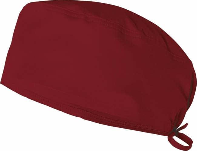Velilla 534006s Gorro Sanitario Stretch Rojo