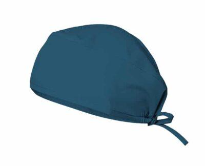 Velilla 534007 Gorro Sanitario Microfibra Azul Oceano