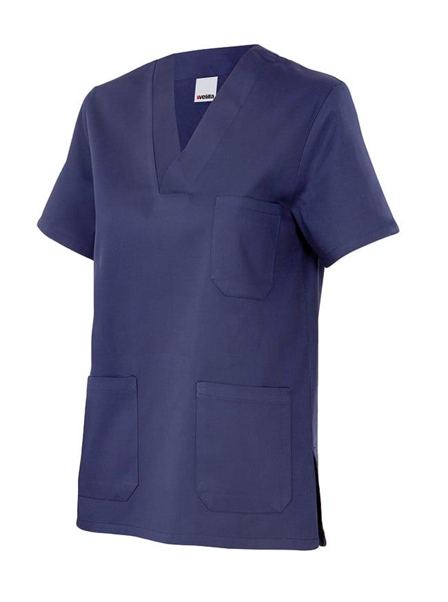 Velilla 589 Camisola Pijama Manga Corta Azul Marino