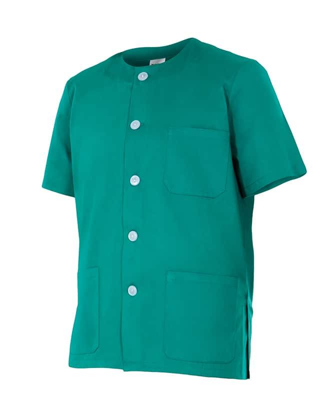 Velilla 599 Camisola Pijama Manga Corta Verde
