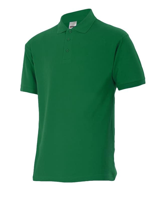 Velilla 105502 Polo Manga Corta Verde Bosque