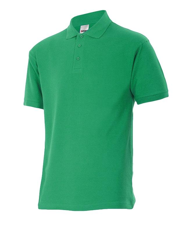 Velilla 105502 Polo Manga Corta Verde