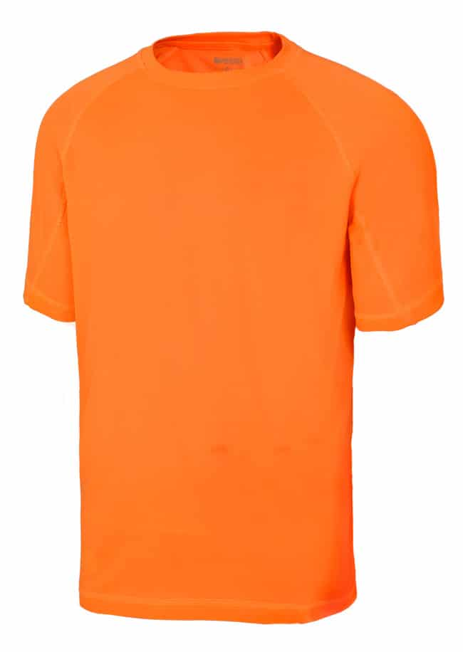 Velilla 105506 Camiseta TÉcnica Naranja FlÚor