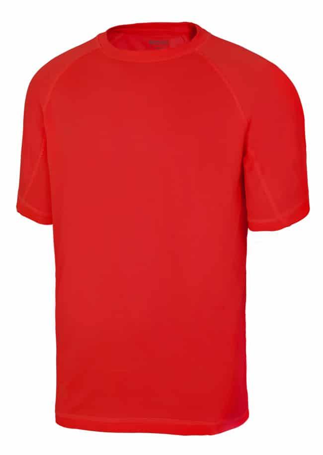 Velilla 105506 Camiseta TÉcnica Rojo Vivo