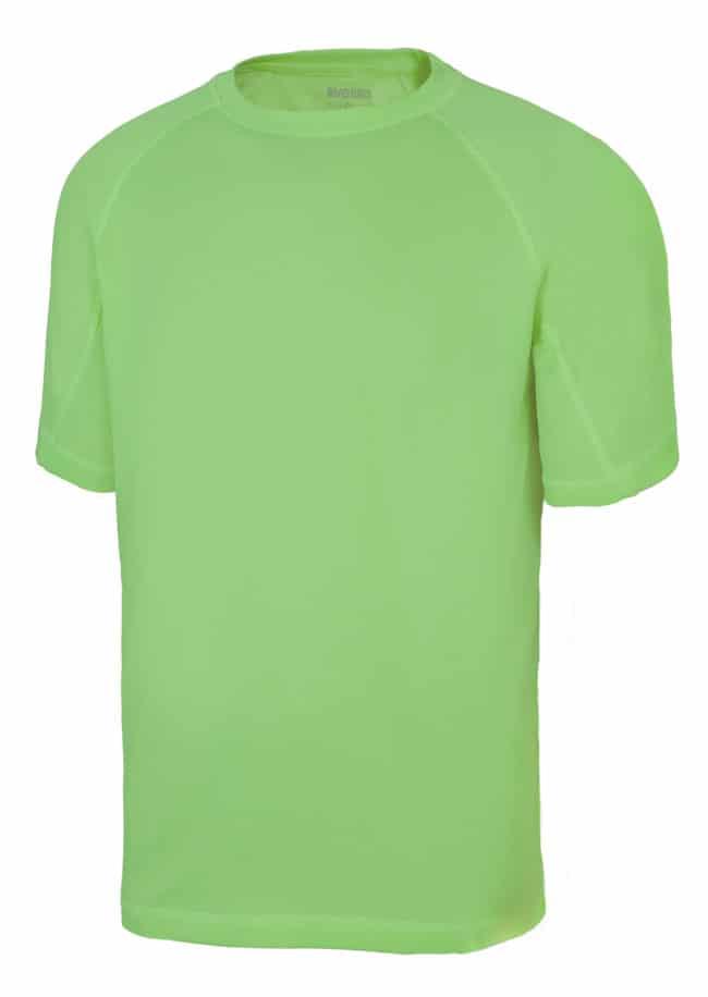 Velilla 105506 Camiseta TÉcnica Verde Lima