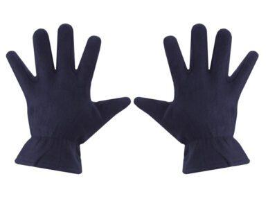 Velilla 204003 Guante Polar Azul Marino