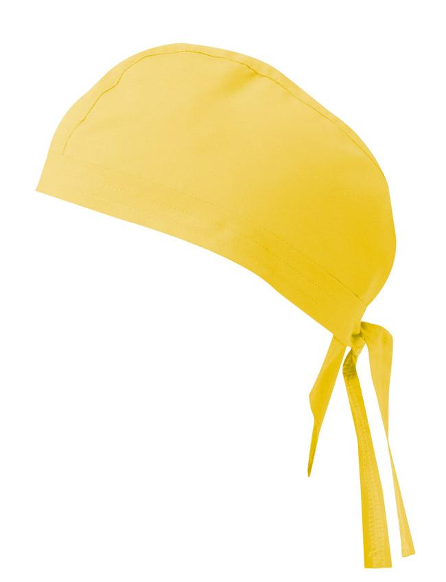 Velilla 404002 Gorro Con Tiras Amarillo
