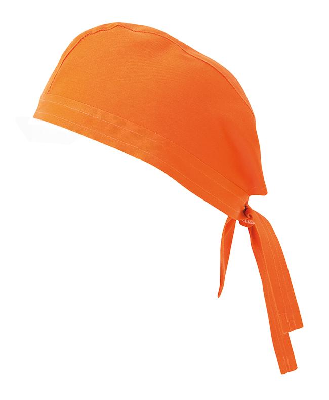 Velilla 404002 Gorro Con Tiras Naranja