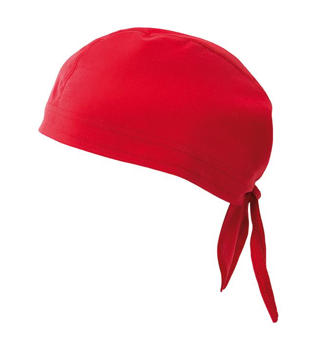 Velilla 404002 Gorro Con Tiras Rojo