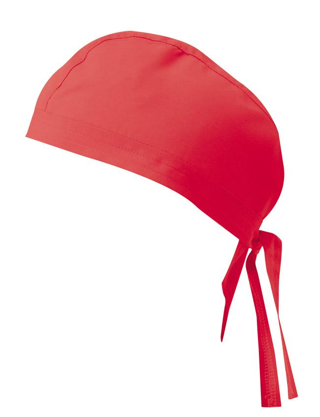 Velilla 404002 Gorro Con Tiras Rojo Coral