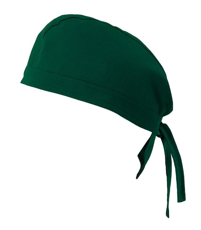 Velilla 404002 Gorro Con Tiras Verde Bosque
