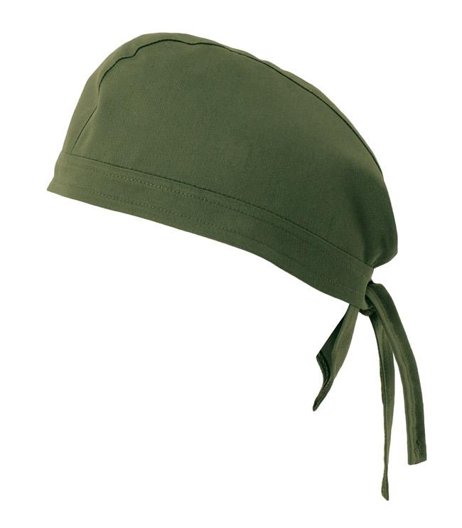 Velilla 404002 Gorro Con Tiras Verde Caza