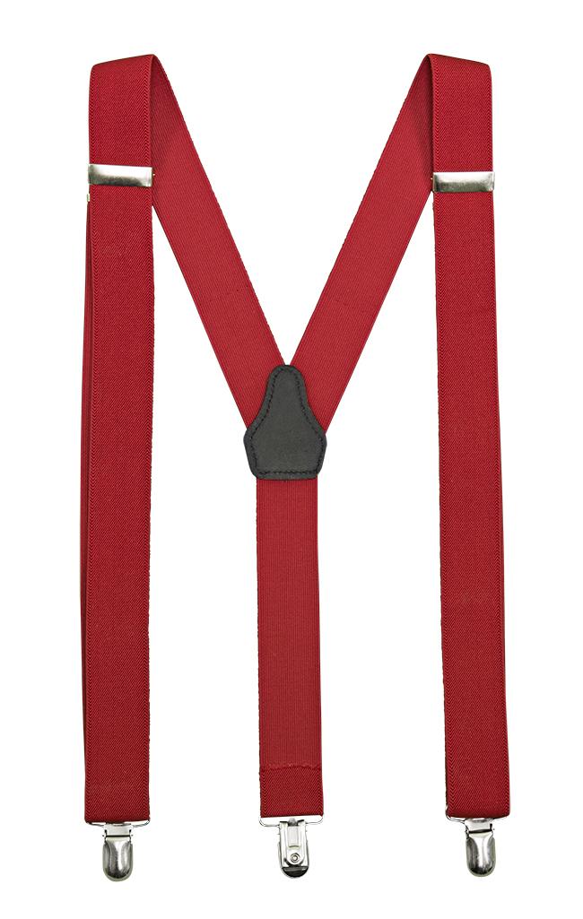 Velilla 404008 Tirantes Rojo