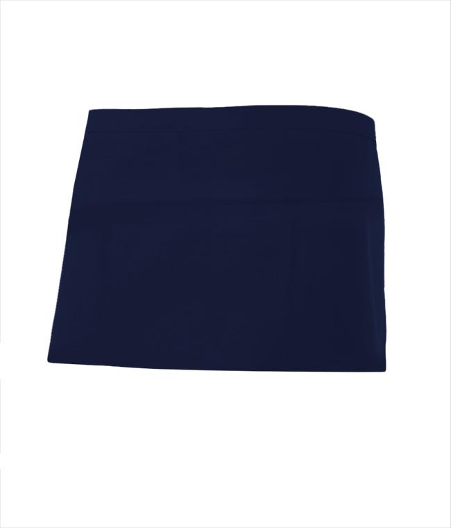 Velilla 404208 Delantal Corto Comandero Azul Marino