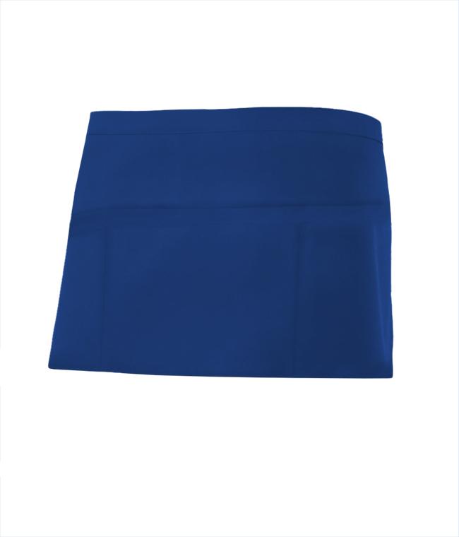 Velilla 404208 Delantal Corto Comandero Azul Ultramar
