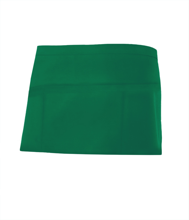 Velilla 404208 Delantal Corto Comandero Verde