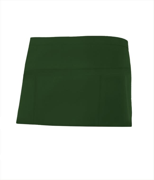 Velilla 404208 Delantal Corto Comandero Verde Bosque