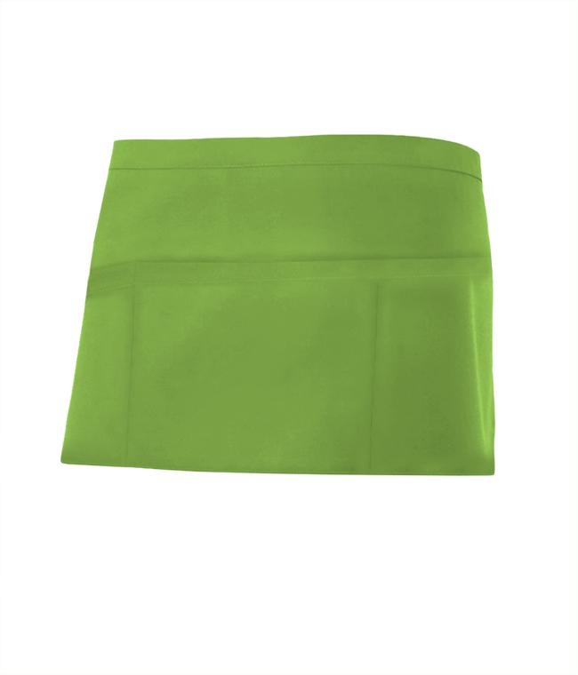 Velilla 404208 Delantal Corto Comandero Verde Lima