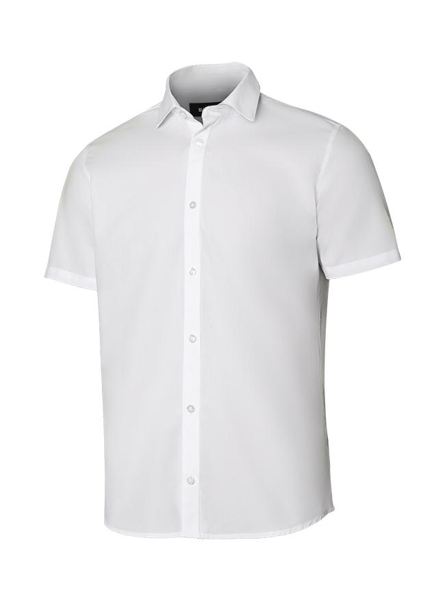 Velilla 405008 Camisa Manga Corta Hombre Blanco