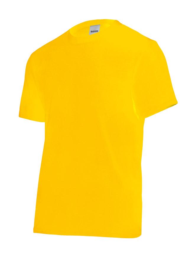 Velilla 5010 Camiseta Manga Corta Amarillo