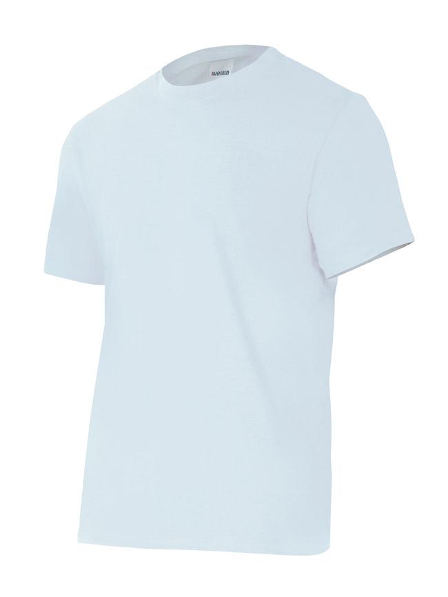 Velilla 5010 Camiseta Manga Corta Blanco