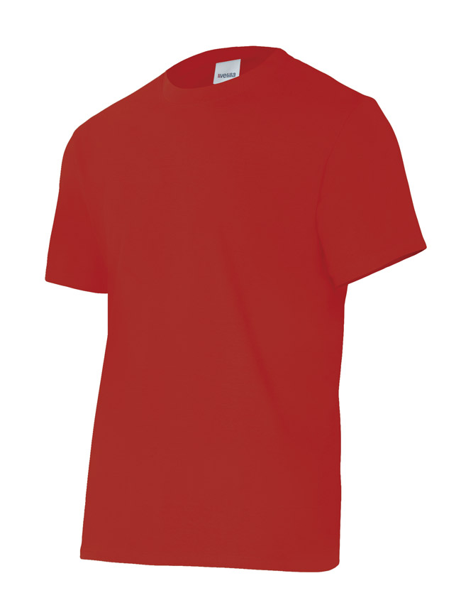 Velilla 5010 Camiseta Manga Corta Granate