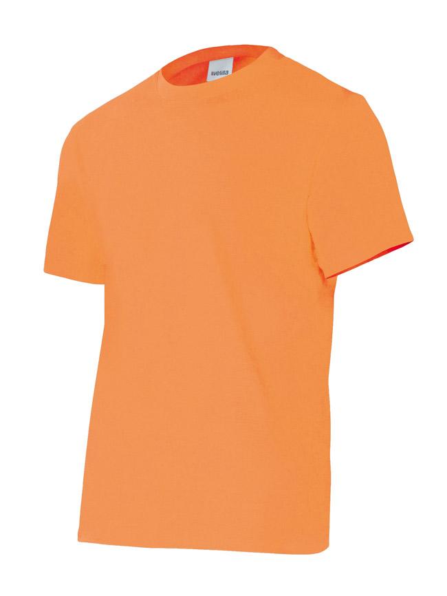 Velilla 5010 Camiseta Manga Corta Naranja