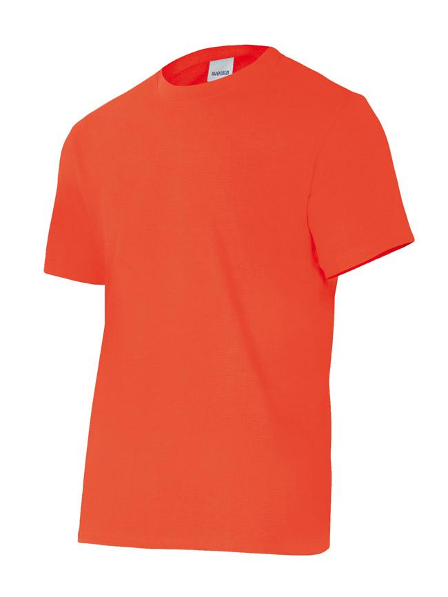 Velilla 5010 Camiseta Manga Corta Rojo