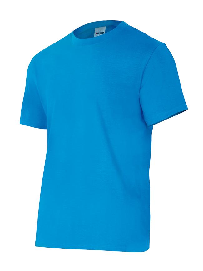 Velilla 5010 Camiseta Manga Corta Turquesa