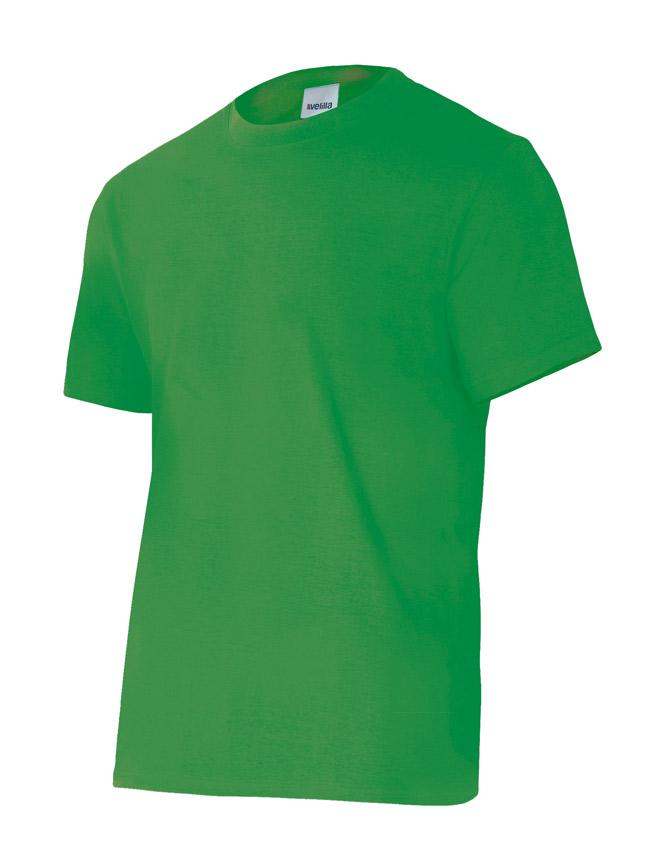 Velilla 5010 Camiseta Manga Corta Verde