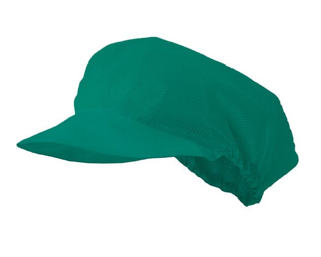 Velilla 93 Cofia Con Rejilla Verde