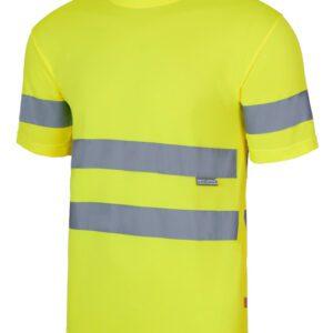 Velilla 305505 Camiseta Tecnica Alta Visibilidad Amarillo