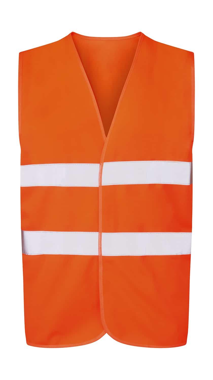 Yoko Yhvw102 Chaleco De Seguridad 2 Naranja