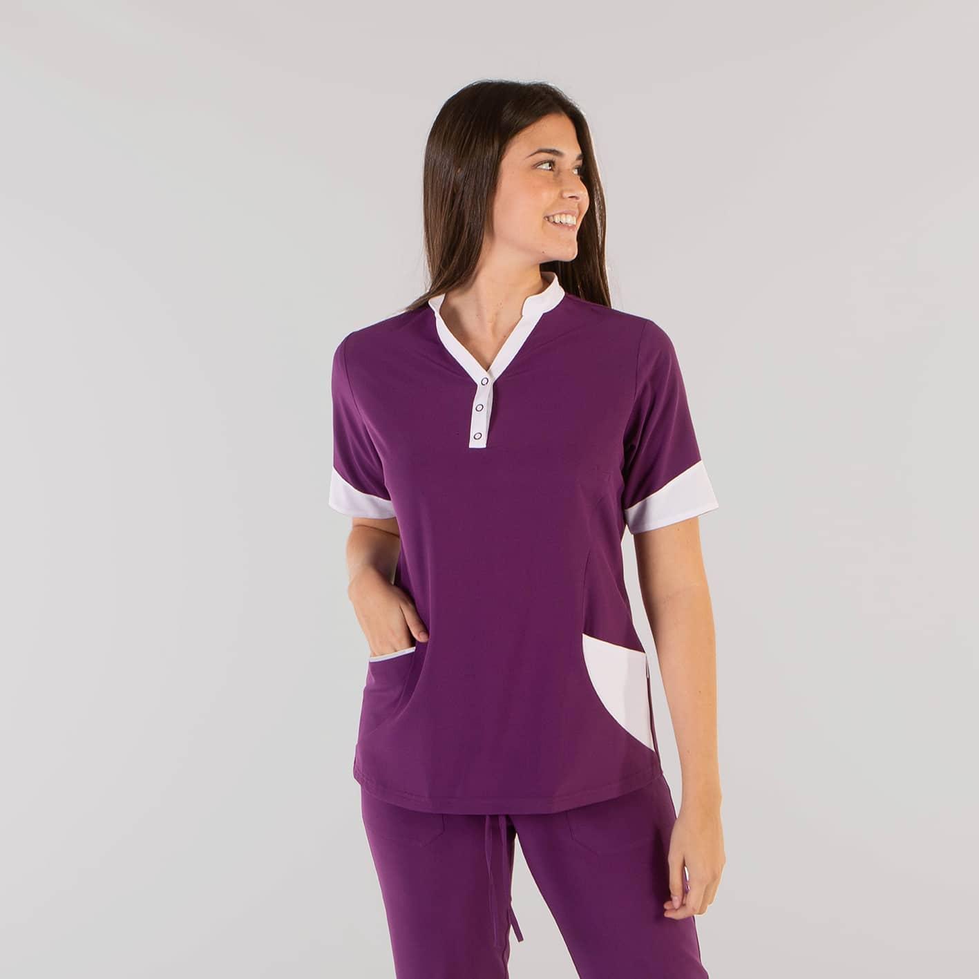 Gary´s 662100 Camisola Sanitaria Susan Morado