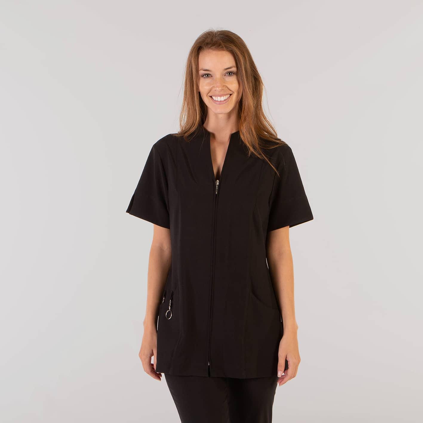 Gary´s 662200 Camisola Abierta Mujer Yanira Negro