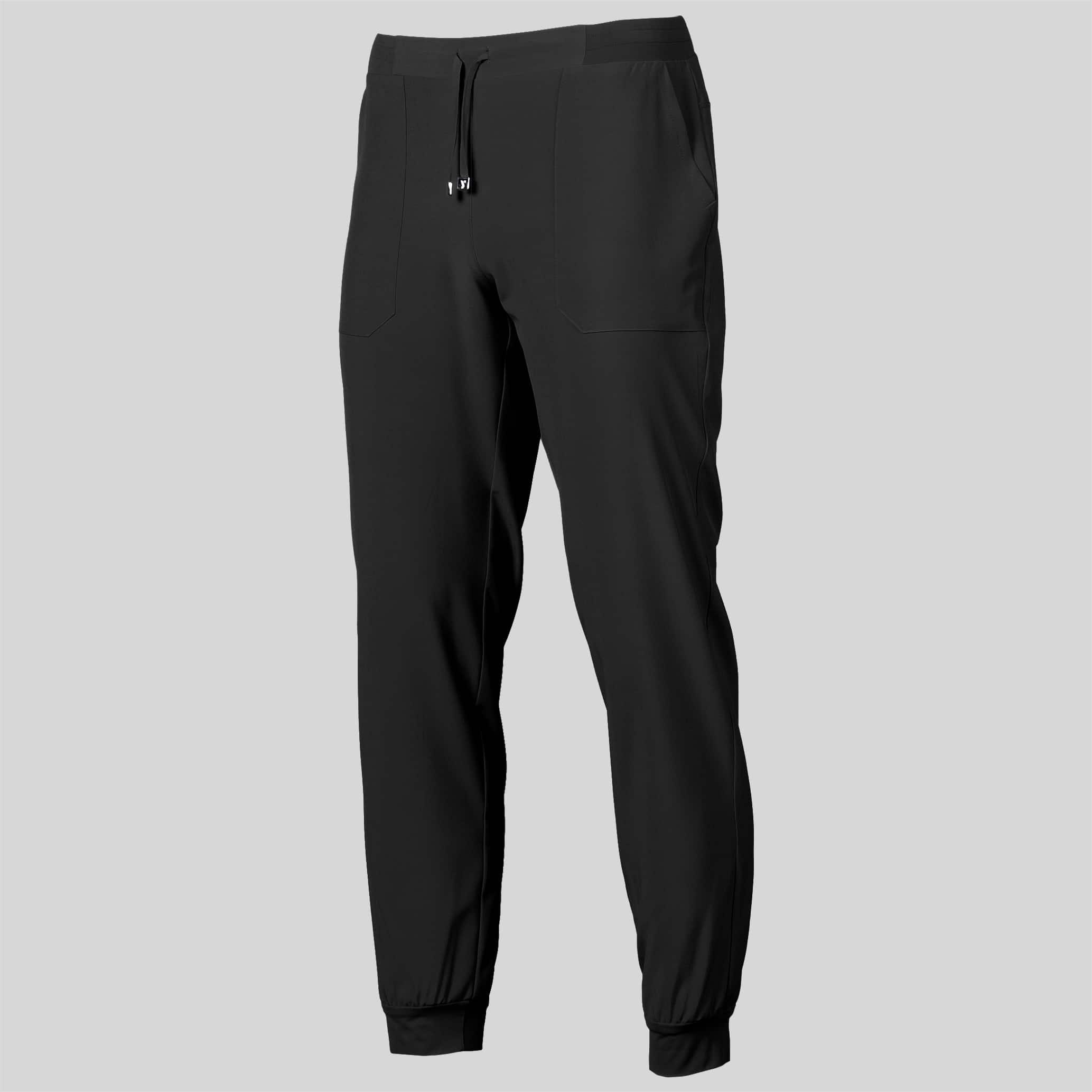 Gary´s 704700 Pantalon Unisex Jogger Negro