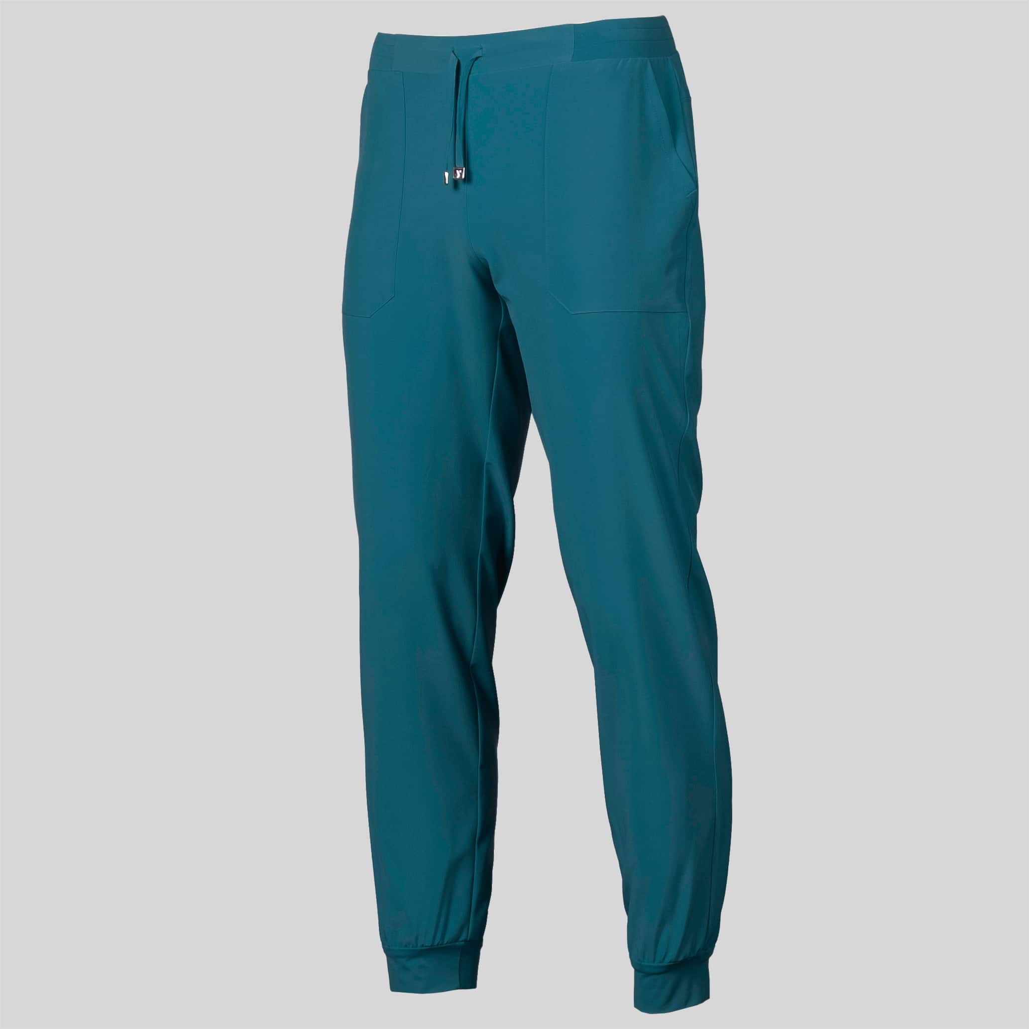 Gary´s 704700 Pantalon Unisex Jogger Verde PetrÓleo